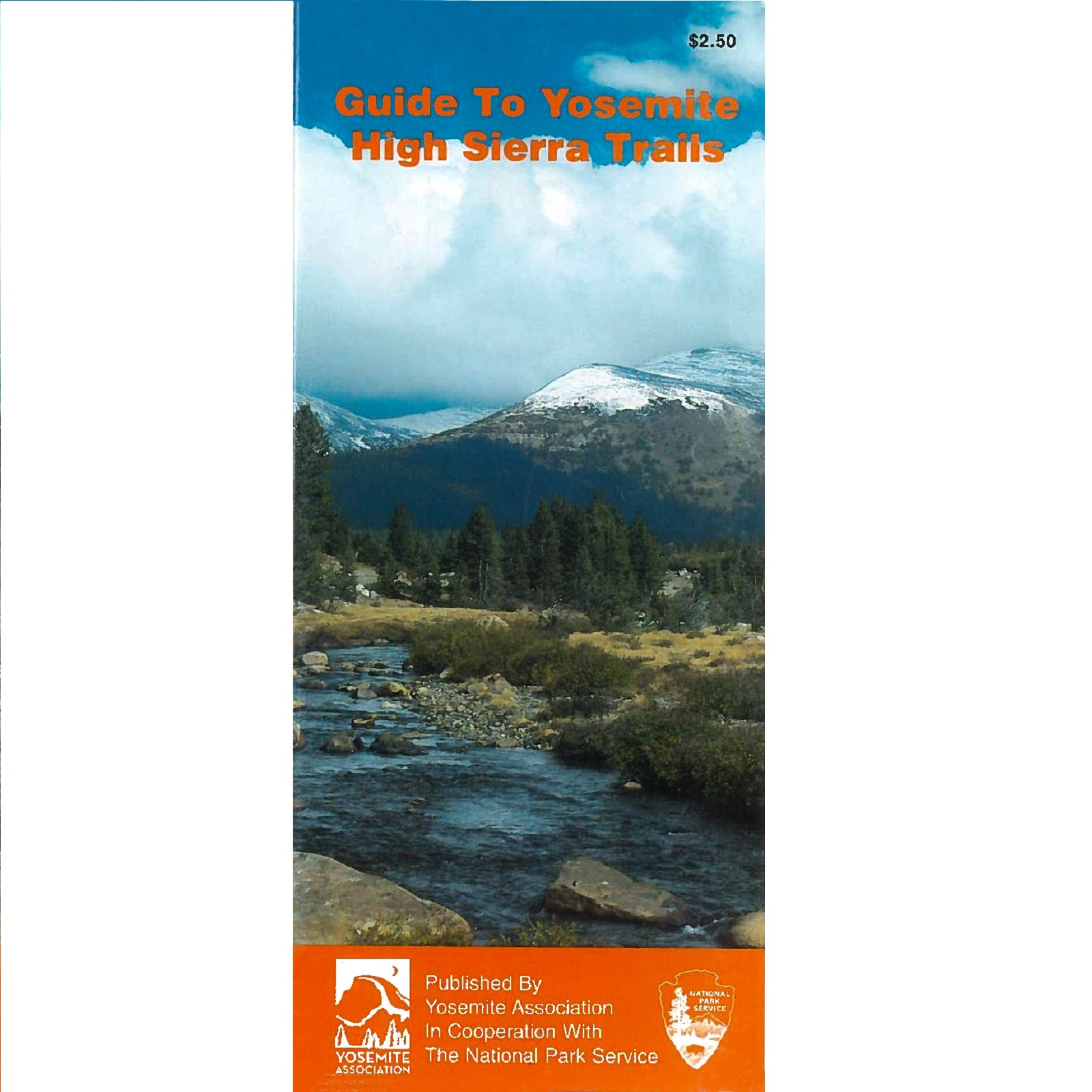 Guide To Yosemite High Sierra Trails Yosemite Online