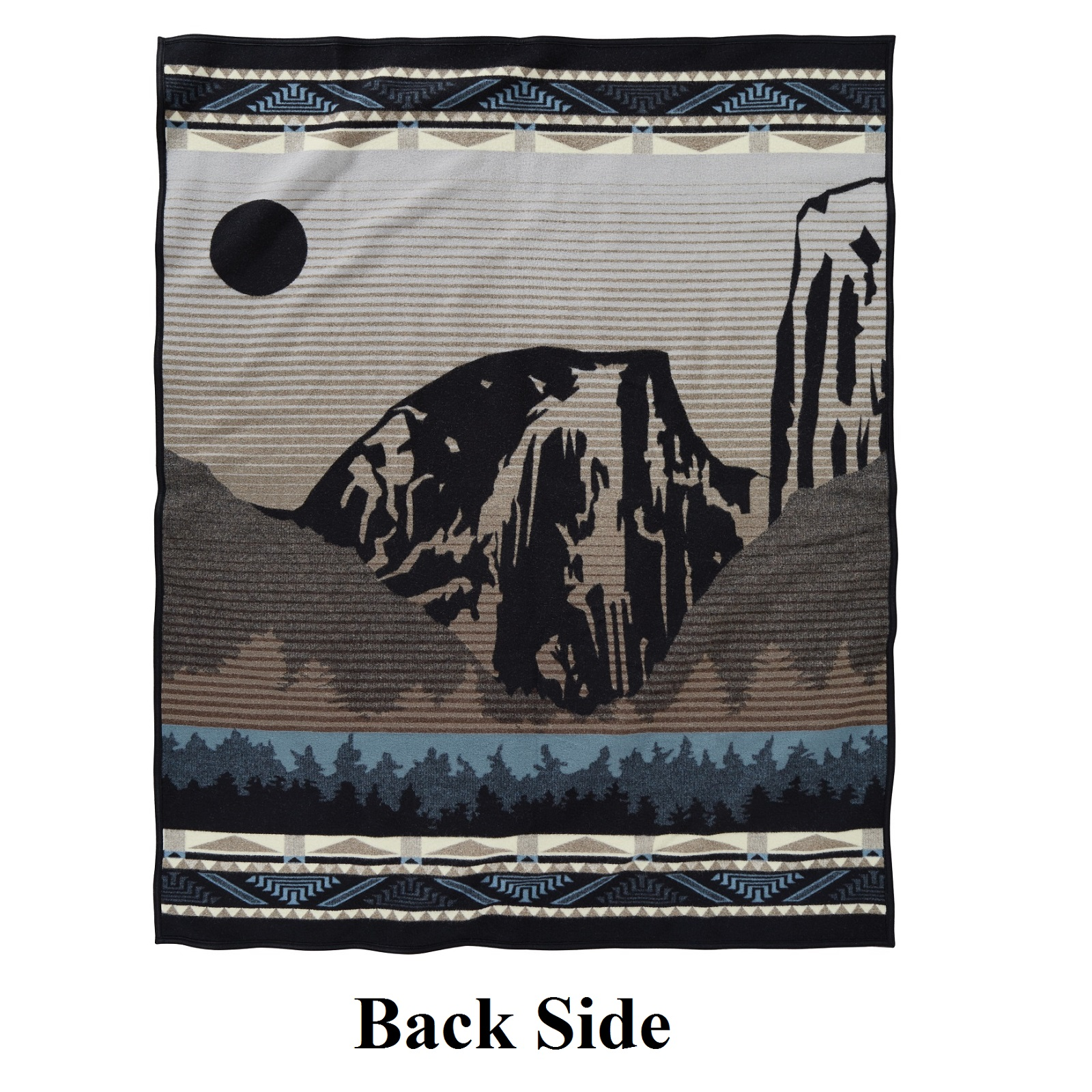 Yosemite Exclusive Pendleton Half Dome Blanket Yosemite