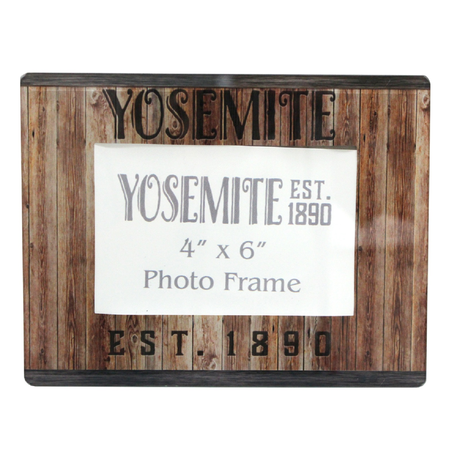 Yosemite Barrel Picture Frame - Yosemite Online Store - Official ...