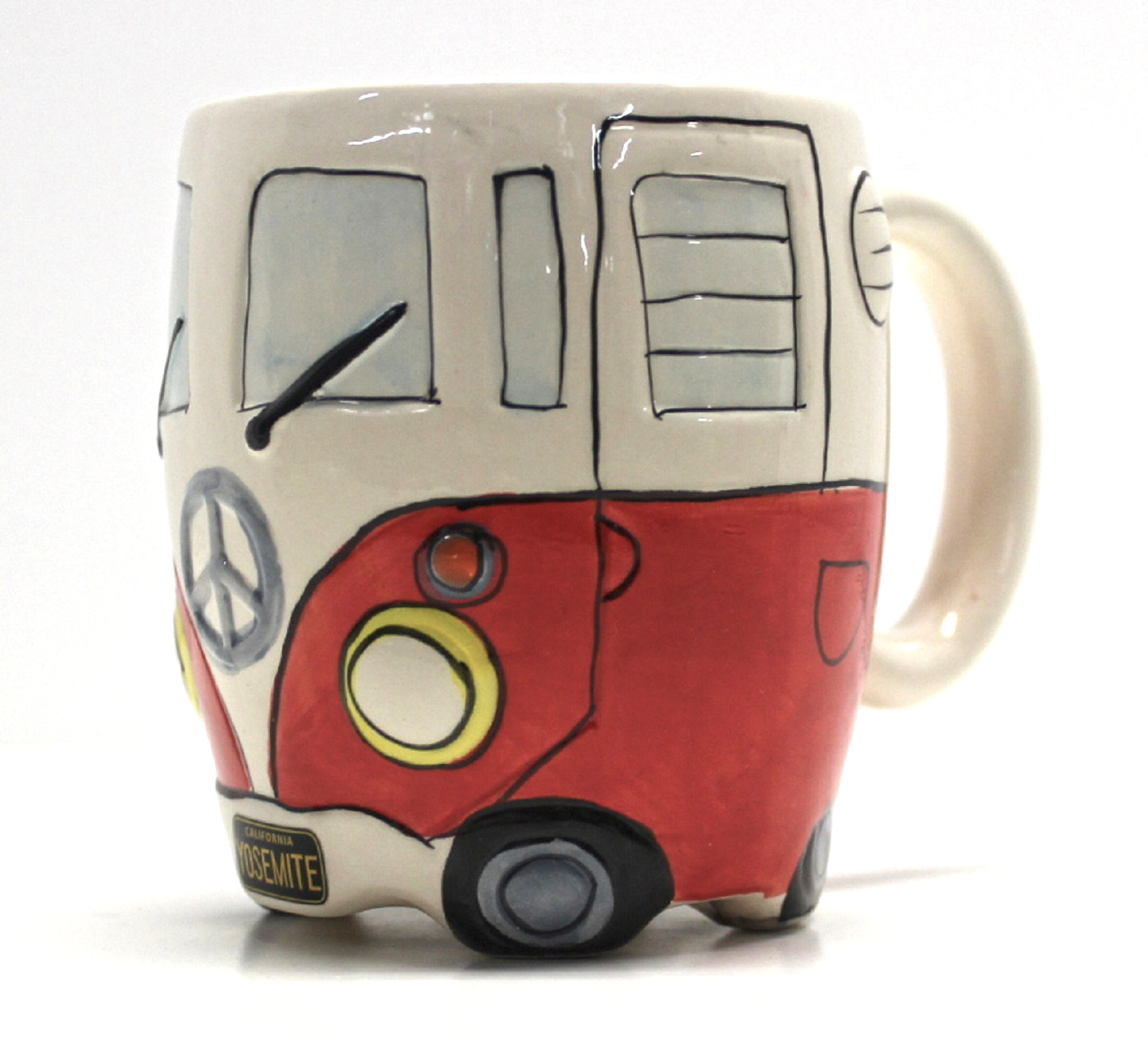Vw Bus Yosemite Mug Yosemite Online Store Official